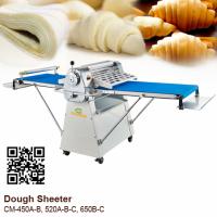 Dough-Sheeter-CM-450A-B,520A-B-C,650B-C_blue-conveyor_CHANMAG_2021