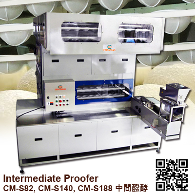 Intermediate Proofer CM-S82, CM-S140, CM-S188