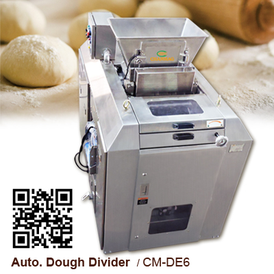 Auto-Dough-Divider-F, CM-DE6