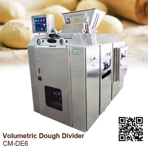 Auto-volumetric-Dough-Divider_CM-DE6_CHANMAG