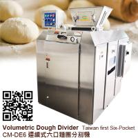 Volumetric Dough Divider CM-DE6