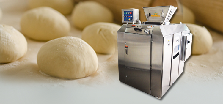 Innovative 6-pocket Volumetric Dough Divide by CHANMAG
