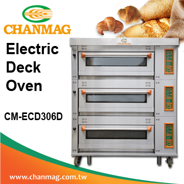 Chanmag-Bakery-MachineElectrical-Deck-Oven_CM-ECD306D