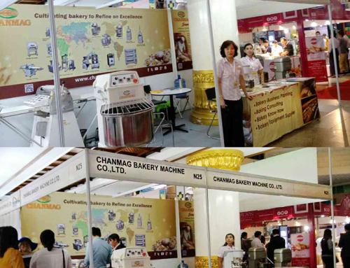 CHANMAG thank you visiting us at Food & Hotel Myanmar 2017