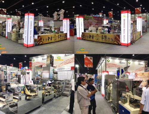 CHANMAG thank you visiting us at THAIFEX 2017