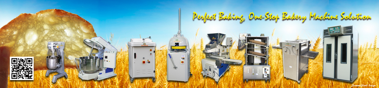 2018_One-Stop Bakery Machine Solution Perfect Baking_CHANMAG