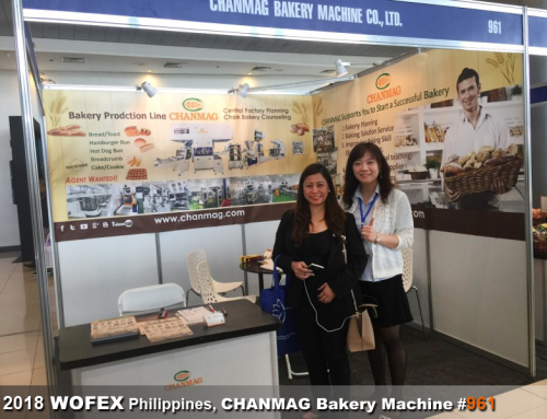 CHANMAG thank you visiting us at WOFEX 2018