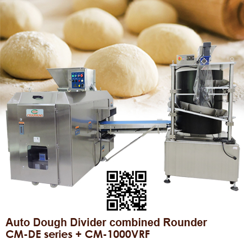Auto-Dough-Divider-combined-Rounder