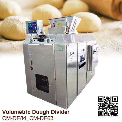 Volumetric Dough Divider_CM-DE84_CM-DE63_CHANMAG