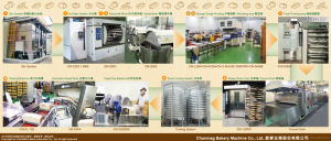 CHANMAG gave recommendation of baking production process