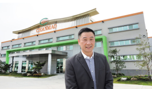 Crazy for bread, Luo Sheng-Der builds the kingdom of Chanmag