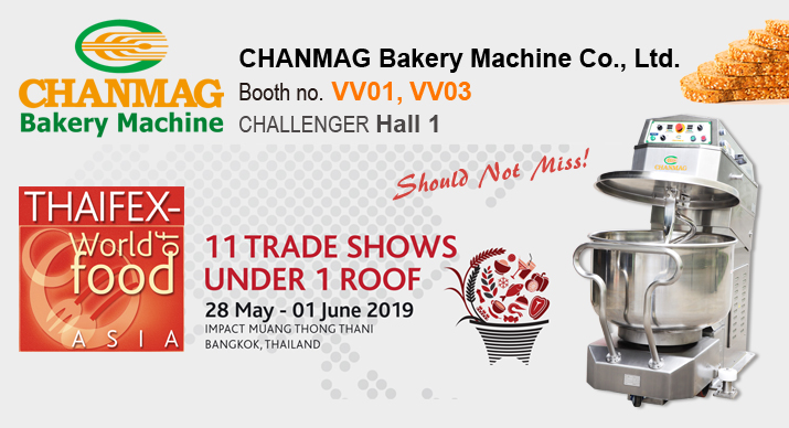 2019-THAIFEX_CHANMAG-Bakery-Machine_VV01