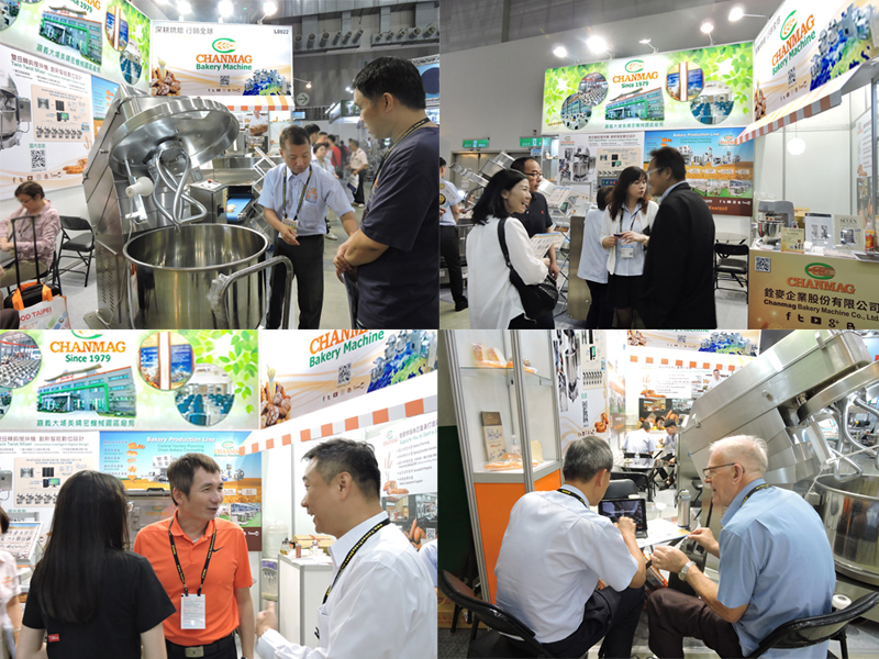 2019foodtech-Taipei_CHANMAG-Bakery-Machine