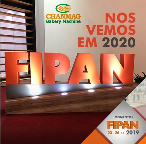 CHANMAG See you next time exhibit FIPAN 2020