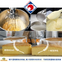 REGO Mixer_Stirring_Beating_test cake