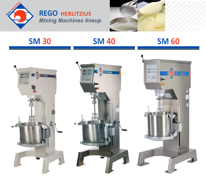 REGO mixing Machines line_2020-1-25