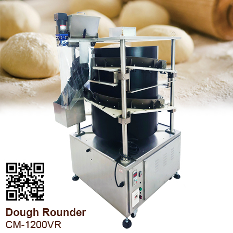 Dough Rounder CM-1200VR CHANMAG Bakery Machine