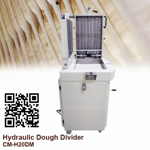 Hydraulic-Dough-Divider-CM-H20DM_CHANMAG-Bakery-Machine_2020