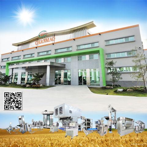 Intent on Taiwan's manufacturing, CHANMAG Bakery Machinery marketing worldwide
