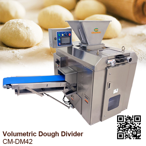 Auto-volumetric-Dough-Divider_CM-DM42_CHANMAG