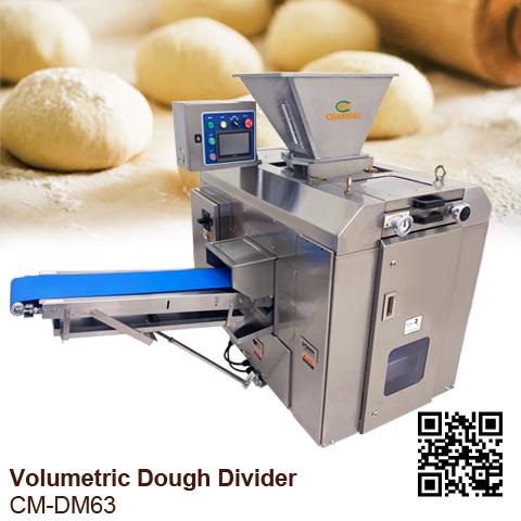 Auto-volumetric-Dough-Divider_CM-DM63_CHANMAG