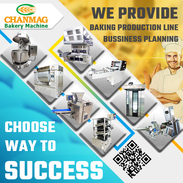 Chanmag Bakery Machine Partner