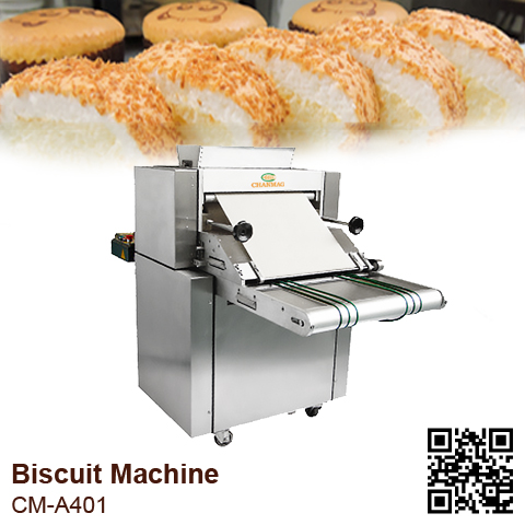 Biscuit Machine CM-A401_CHANMAG-Bakery-Machine
