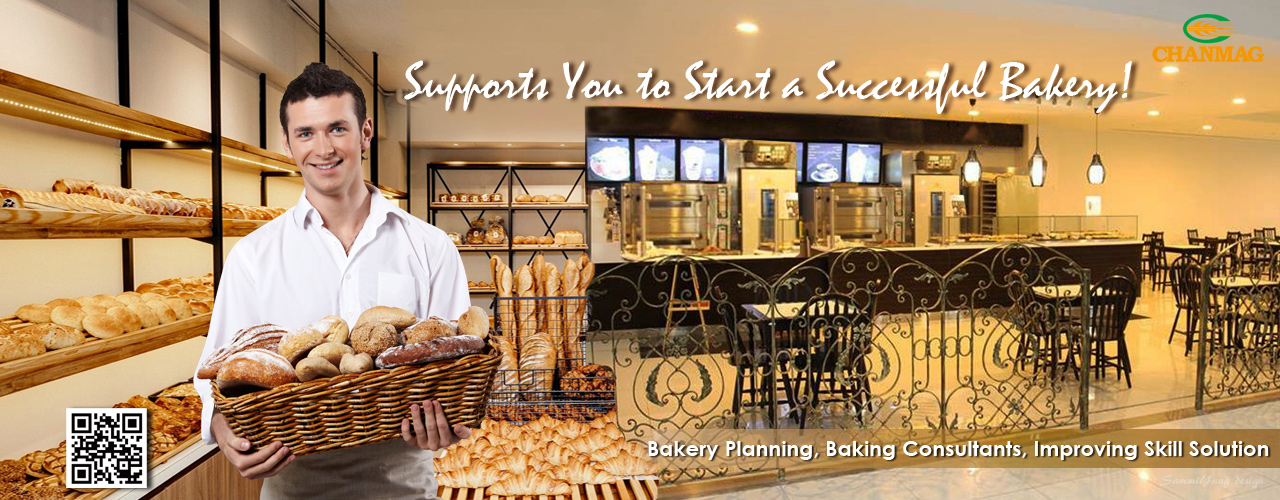 Bakery Planning CHANMAG Bakery Machine 2021