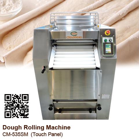 Dough-Rolling-Machine_CM-535SM_Touch-Panel_CHANMAG_2021-9-27