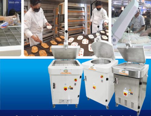 Hydraulic Dough Divider is the best solution for you